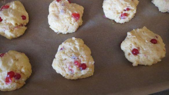 red currant scones 2 Stempelwalküre