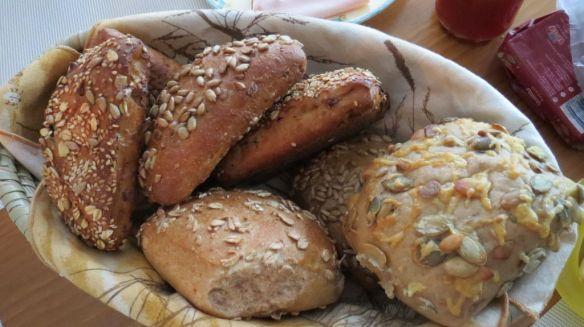 Hochzeitstag -Frühstück Stempelwalkuere 1b