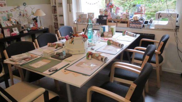 workshop  table stempelwalkuere