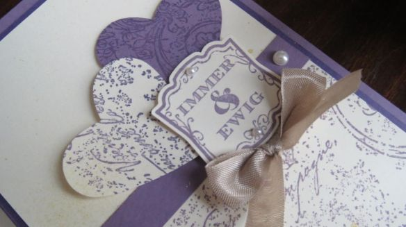 Pflaumenblau Hochzeit Einladung-Umschlag1b Stemepelwalkuere