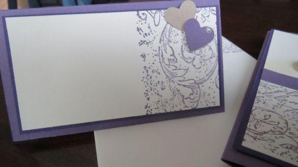 Pflaumenblau Hochzeit Tischkärtchen1c Stemepelwalkuere