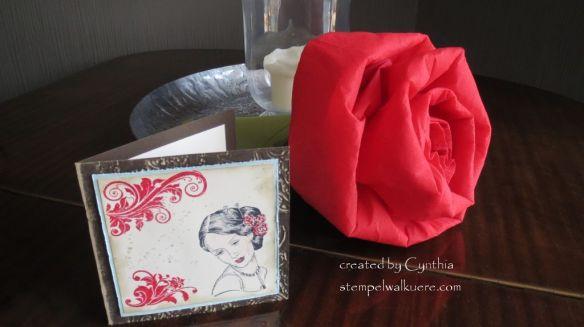Flamenco Karte u. Verpackung 1