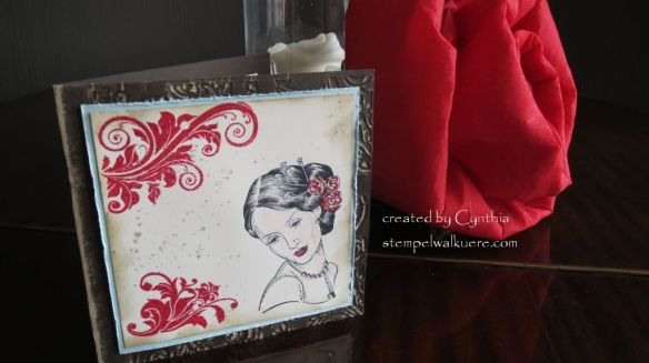 Flamenco Karte u. Verpackung 3