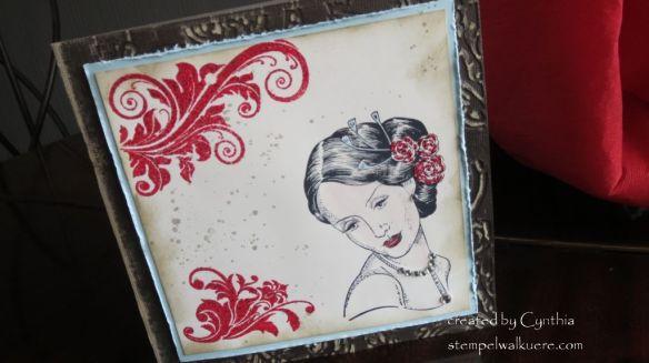 Flamenco Karte u. Verpackung 4