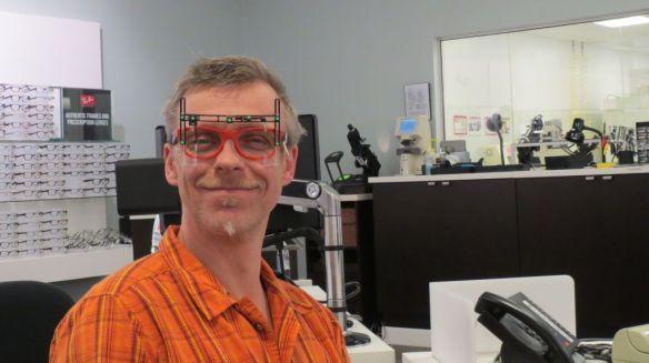 New Glasses Stempelwalkuere
