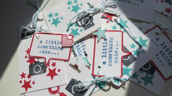 Stampin' Up meets Geocache !