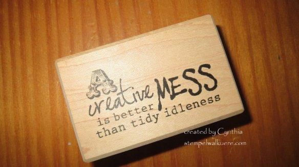 A creative MESS