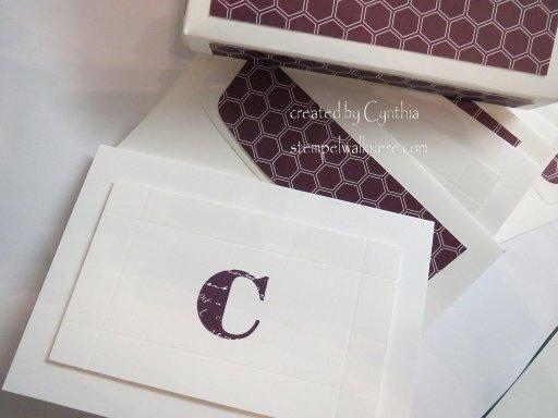 Hochzeits-Einladungen CS G. Geschenk Stempelwalküre 10