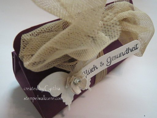 Hochzeits-Einladungen CS  Gast goodie Stempelwalküre 8