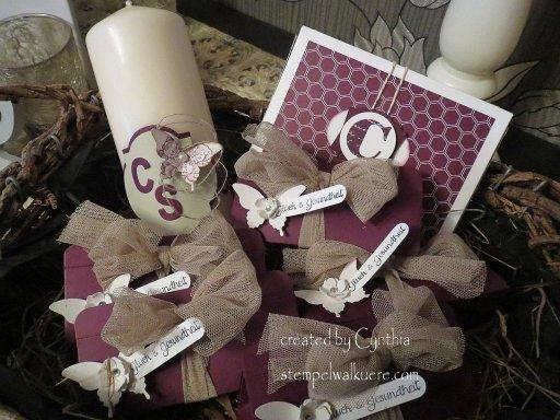 Hochzeits-Einladungen CS Stempelwalküre 4