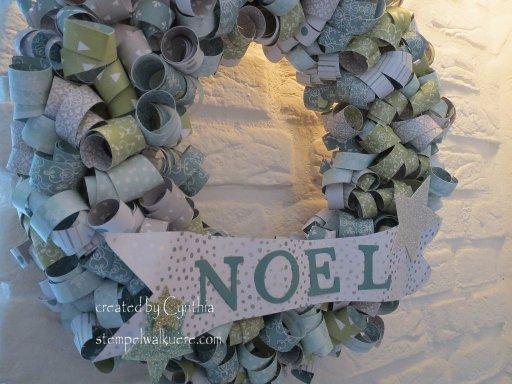 Wreath Noel Stempelwalkuere 2