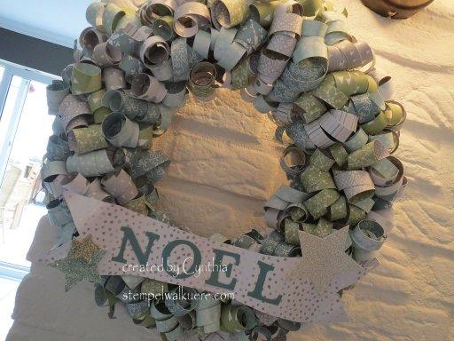 Wreath Noel Stempelwalkuere 3