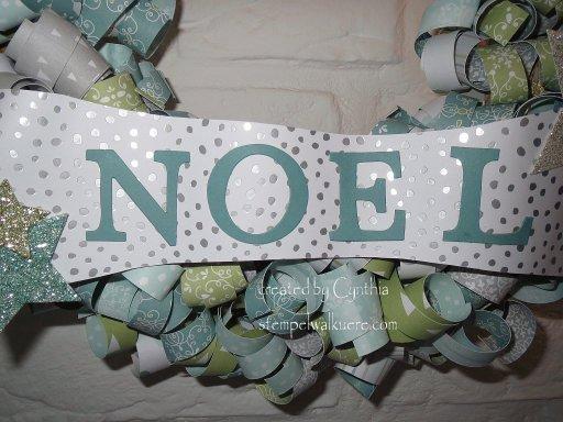 Wreath Noel Stempelwalkuere 5
