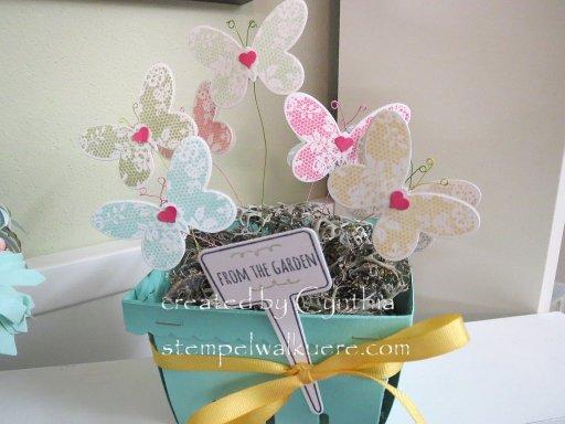 Basket full of Butterflies 1Stempelwalküre