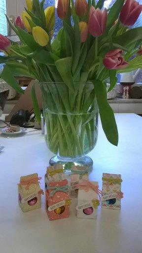 Easter egg goodies stempelwalkuere 1
