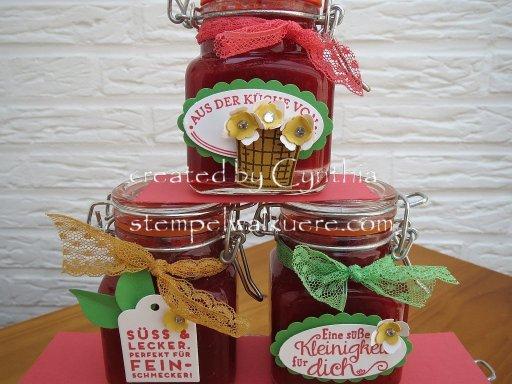 strawberry jam stempelwalküre 3