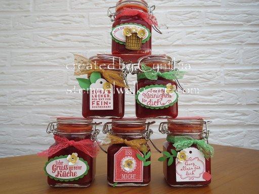 strawberry jam stempelwalküre 5