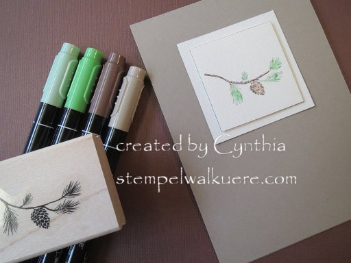 2015 Xmas cards Stempelwalküre 6c