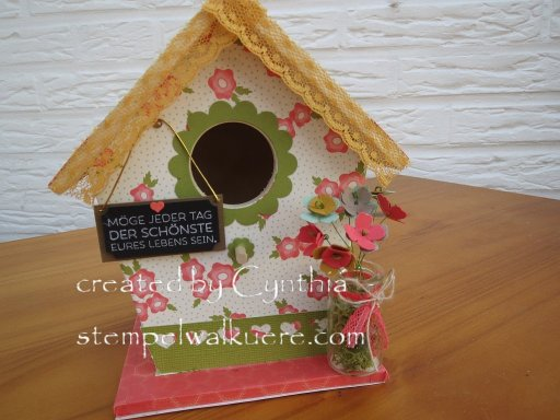 Landlust Cottage Stempelwalküre 4