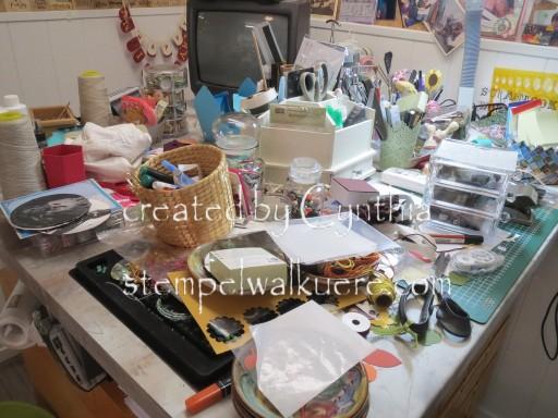 Bastel Chaos Herbst 2015 Stempelwalküre 4