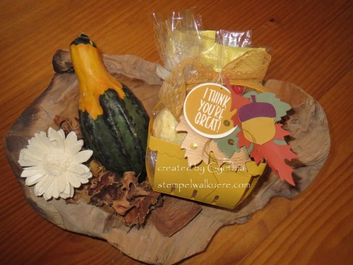 Herbst Basket Stempelwalküre 1