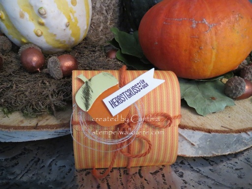 Herbstgruss für dich Stempelwalküre 4