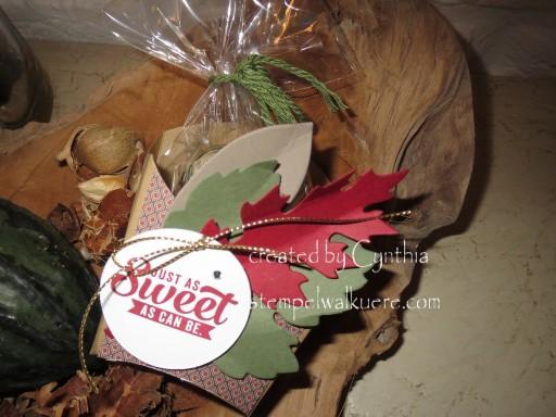 Sweet as can Fry box Stempelwalküre 2
