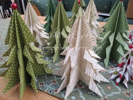 Bäume Stempelwalküre 4