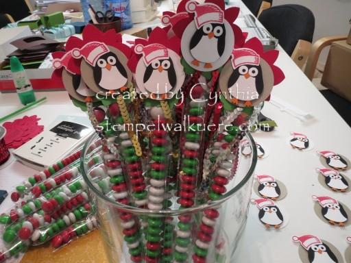 Penguin Goodies Stempelwalküre