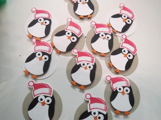 Penguine Stempelwalküre
