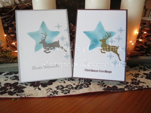 Star Framlit gewischt Cynthia Stempelwalküre1