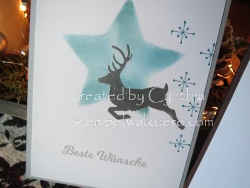 Star Framlit gewischt Cynthia Stempelwalküre3