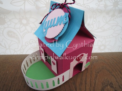 Bakers Box Haus Stempelwalküre 2