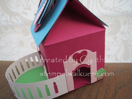 Bakers Box Haus Stempelwalküre 3