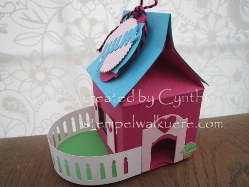 Bakers Box Haus Stempelwalküre 6