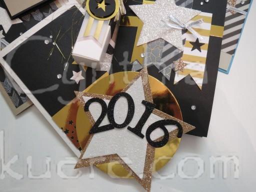 Happy New Year 2016 Stempelwalküre 3