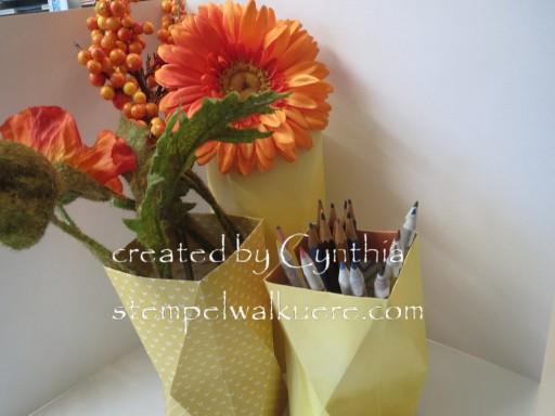 Vase Stempelwalküre 1