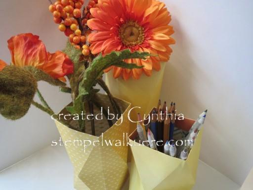 Vase Stempelwalküre 3