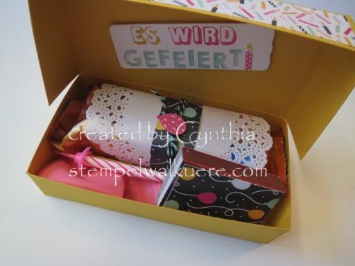 Geburtstag in a Box Stempelwalküre 3