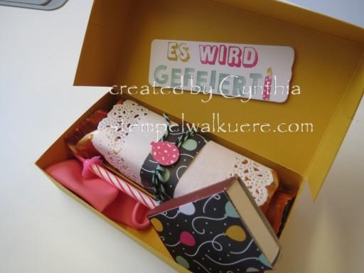 Geburtstag in a Box Stempelwalküre 4