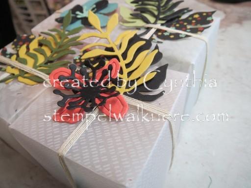 Velum Boxes Botanical Blooms Stempelwalküre 1
