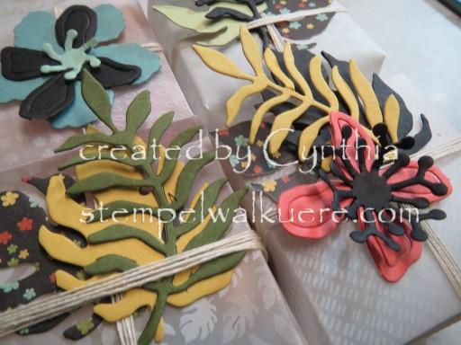 Velum Boxes Botanical Blooms Stempelwalküre 2