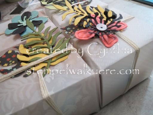 Velum Boxes Botanical Blooms Stempelwalküre 4