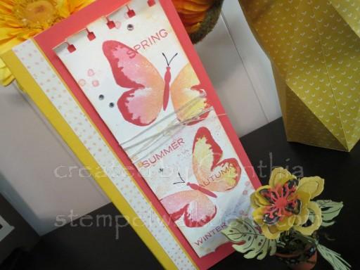 Birthday Calender Stempelwalküre 6
