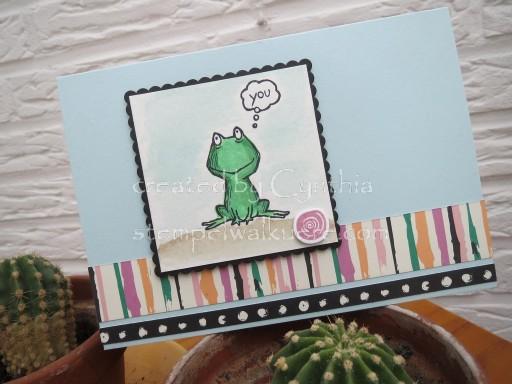 Frog Stempelwalküre 1a