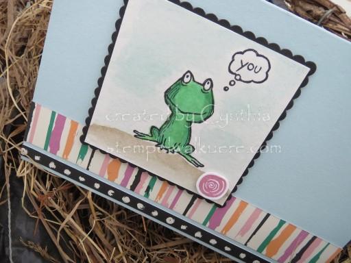 Frog Stempelwalküre 1c