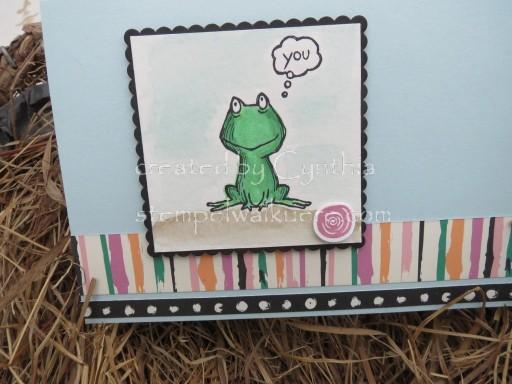 Frog Stempelwalküre 1d
