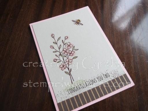 Bee Card Stempelwalküre 1