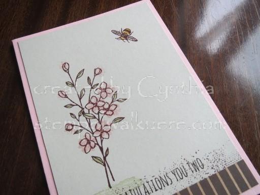 Bee Card Stempelwalküre 1a