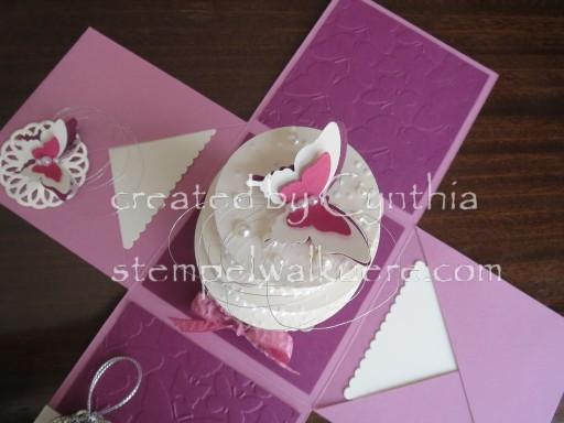 Hochzeitsbox Stempelwalküre 1g